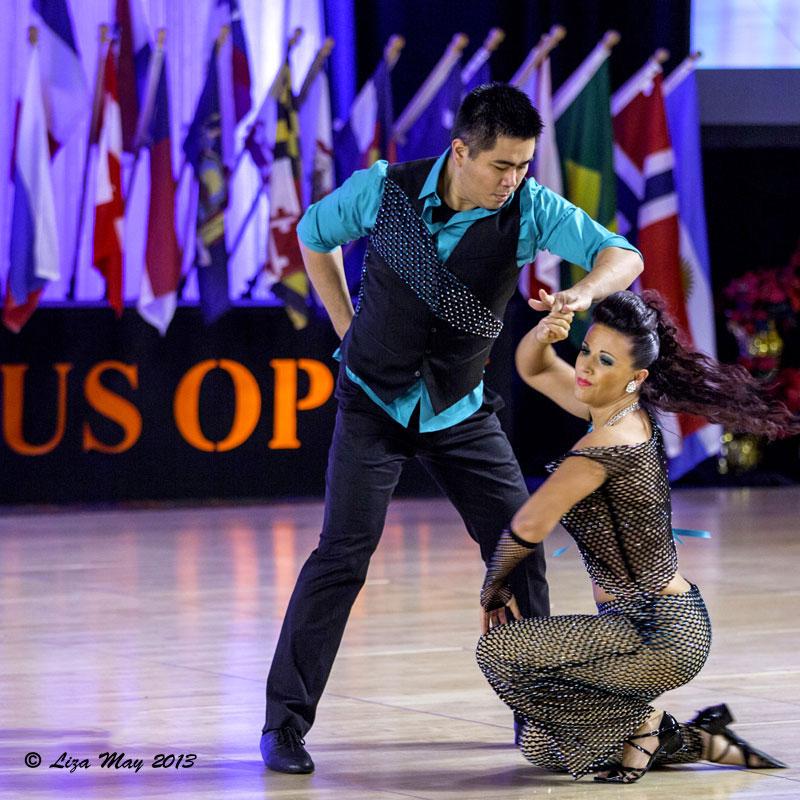 US Open 2014 ©Liza May
